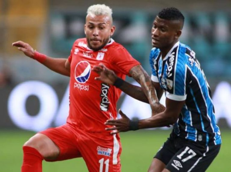 Gremio equalized against Cali and left them out of the South American
