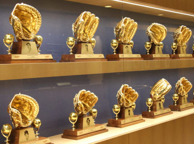 Finalists announced for the 2020 Golden Glove Award