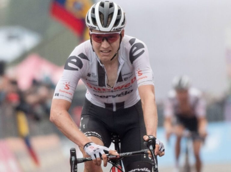 Jai Hindley rose in the 18th stage of the Giro and there is new líder