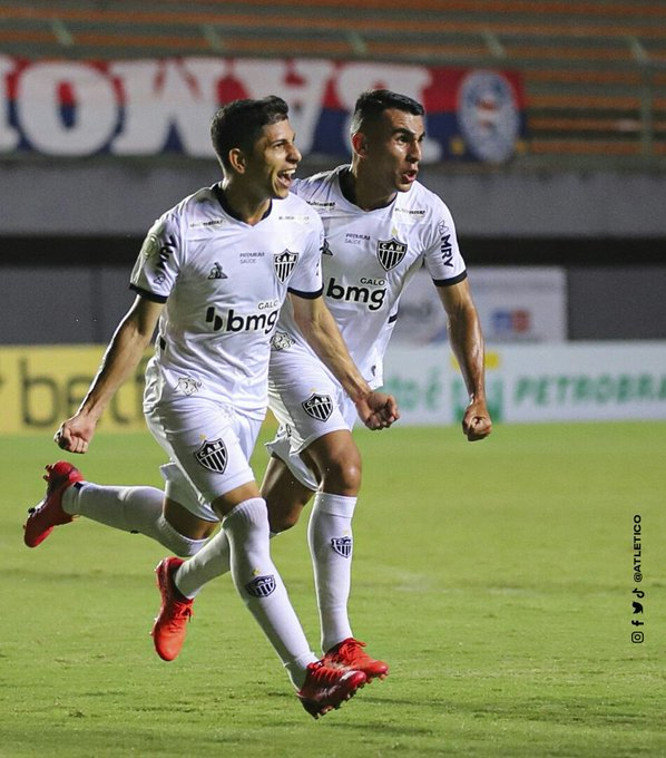 Jefferson Savarino and Jhonder Cádiz shone with a goal