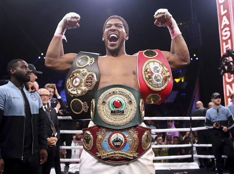 Joshua and Pulev will be the great heavyweight duel