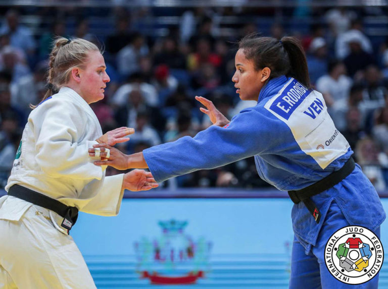 El judo retoma ruta a Tokio en Budapest