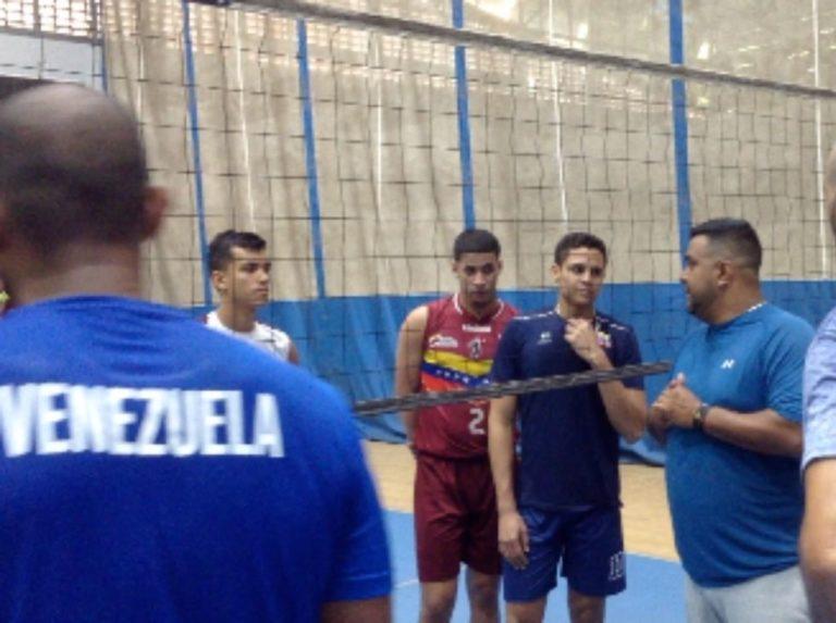Voleibol venezolano retoma preparación para Tokio