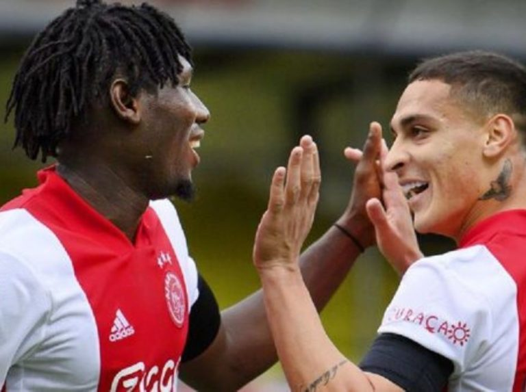 Historic win for Ajax against Venlo