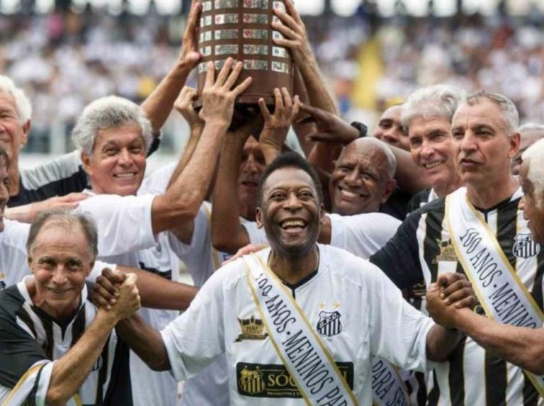 80 years of King Pelé   El Santos, from Pelé's splendor to financial agony