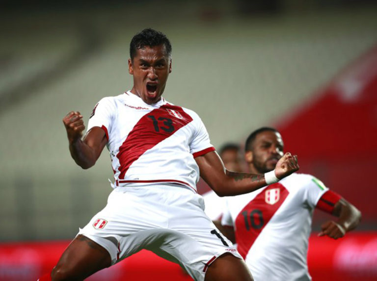 Peru-Argentina could be played in Lima with spectators
