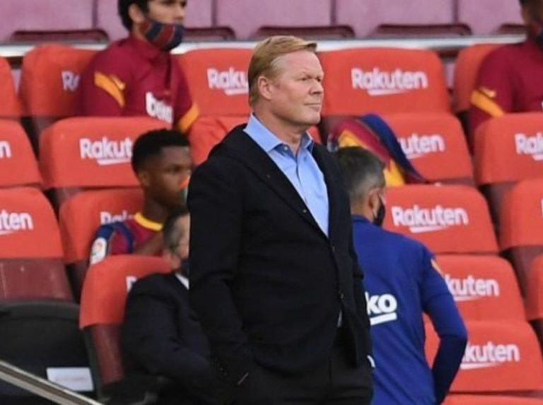 Koeman: Why is VAR only used against Barcelona?
