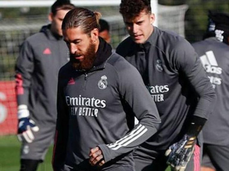 Sergio Ramos is new on the list for the classic