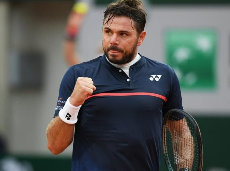 Wawrinka went to the eighth of the Saint Petersburg Open
