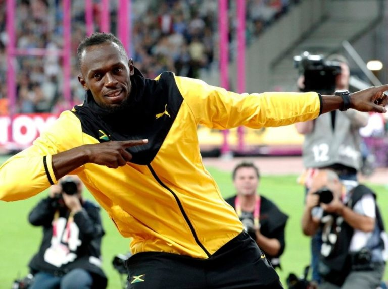 Usain Bolt to be honored with a statue in the city of Falmouth
