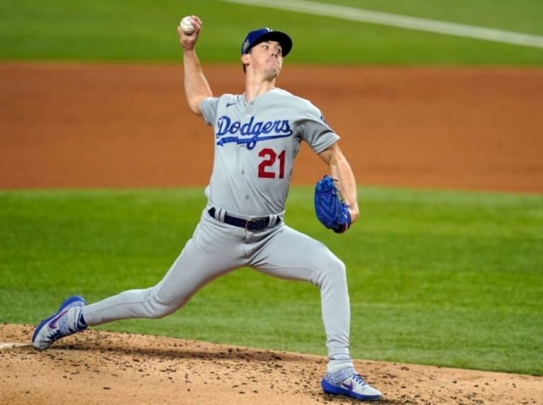 Walker Buehler was intractable on the mound and Dodgers take advantage