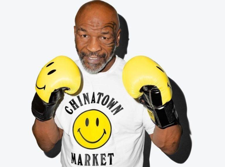 Mike Tyson vuelve y el mundo aguarda