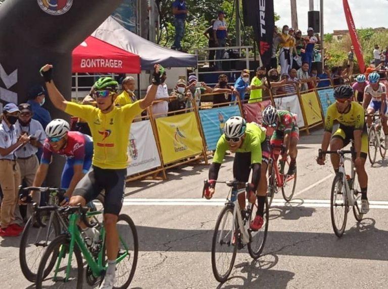 Aular sigue comandando la Vuelta a Venezuela