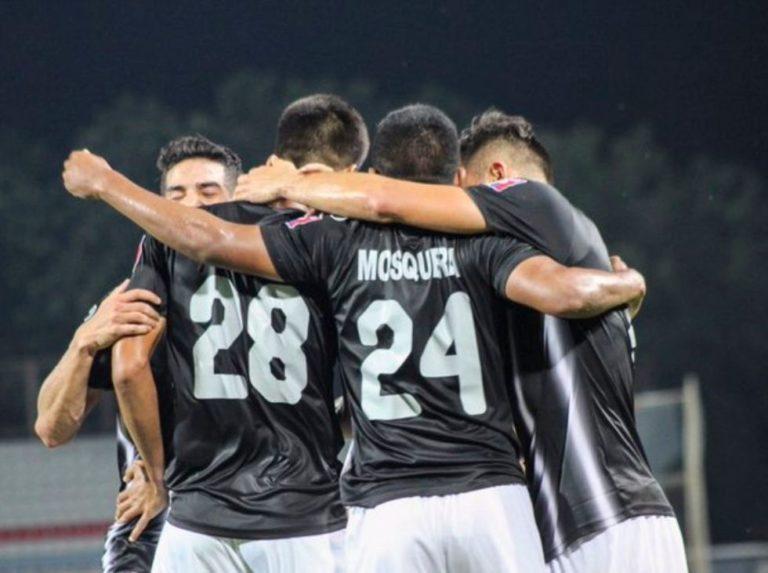 Zamora goleó 3-0 al líder Deportivo Táchira
