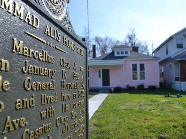 Buscan reabrir casa donde vivió Muhammad Ali